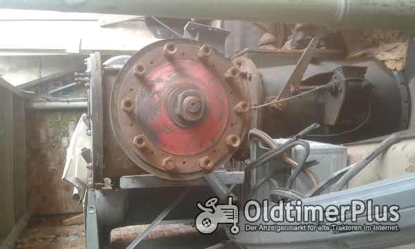 Deutz F2M317 Getriebe F2M317 Foto 1