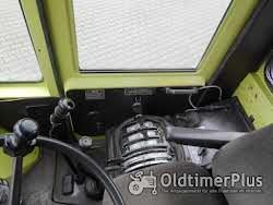 Mercedes MB TRAC 800 + frontlader Foto 6
