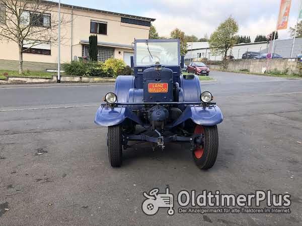 LANZ Lanz Bulldog D1531 Foto 1