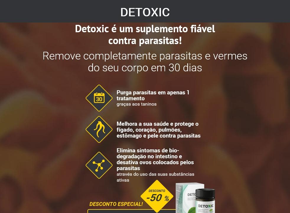 Onde Comprar Detoxic