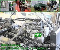 DEUTZ EICHER F2M414 F1M414 Motor Ölfilter Adapter Umbausatz Ölfilterumbausatz Foto 5