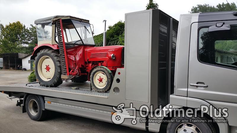 IHC Traktoren und Transporte Foto 1