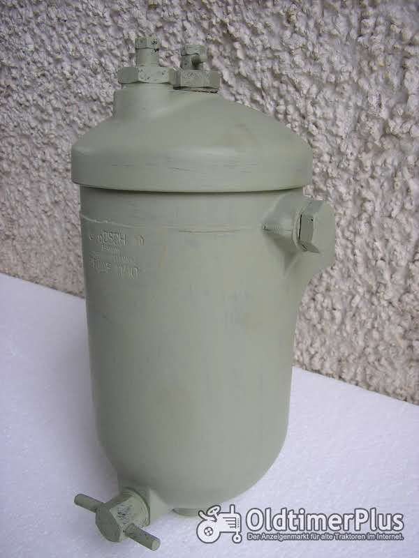 Bosch Dieselfiltergehäuse Foto 1