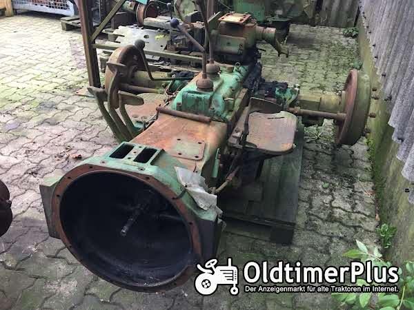 Deutz Getriebe, Schaltgetriebe für  D40.1S Foto 1