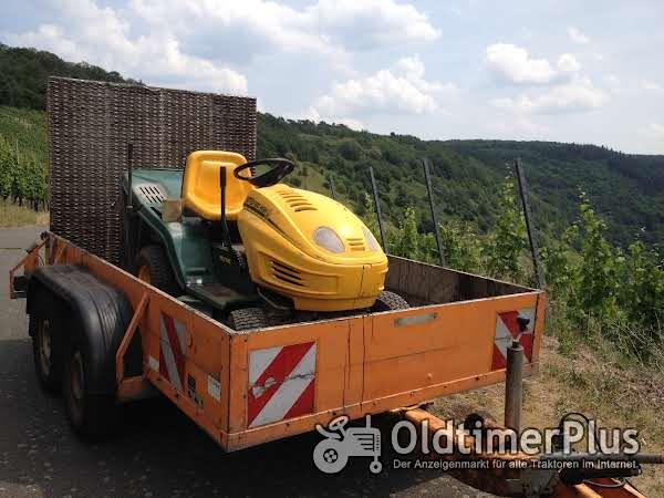 Klagie Profi PKW Anhänger, gebremst, Rampe, Transport, Garten, Holz, Landwirtschaft, Möbel, Foto 1