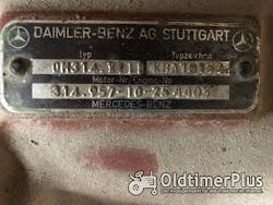 Mercedes Benz OM 314 Motor für MB-trac und Unimog 4 Zylinder Foto 3