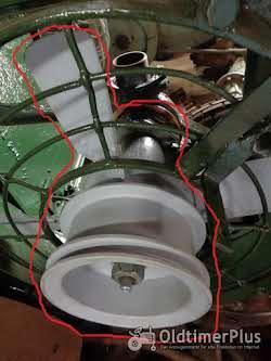 HSCS 30-35 Schlepper:  suche Wasserpumpe & Fan und 4 Kühler, Zylinderkopf (Kein Lanz) Foto 2