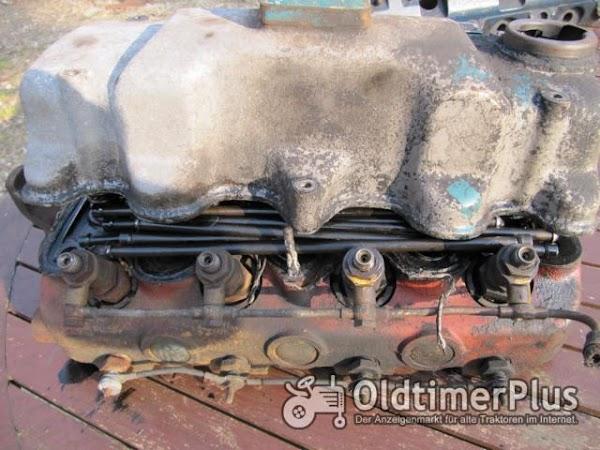 Hanomag Perfekt 401 Zylinderkopf Foto 1