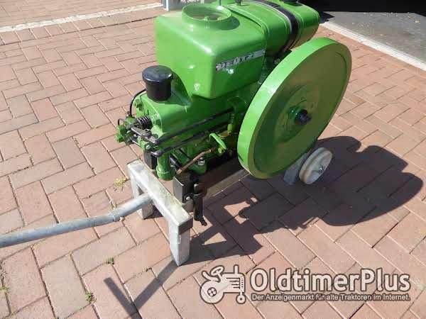 Deutz Standmotor MAH 711 (Diesel) Bj. 1938 Foto 1