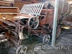LANZ Lanzknecht N200 dreschmaschine Foto 2