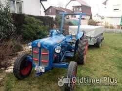 Fordson Traktor Ford fordson dexta Foto 3
