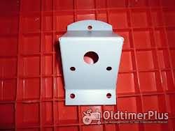 Lanz Volldiesel Lampenhalter hinten Lampenhalter hinten für Volldiesel Foto 4