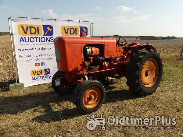 Sonstige Vendeuvre MD 500 B VDI-Auktionen Februar Classic Traktor 2019 Auktion in Frankreich  ! photo 1
