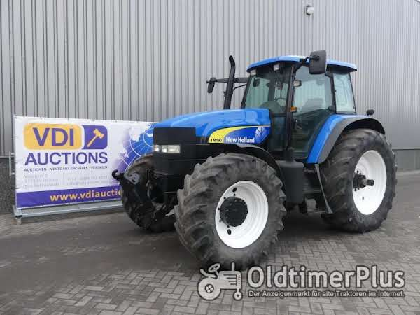 Ford New Holland TM 190 Foto 1