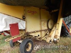 Clayson M103 Mähdrescher Foto 2