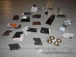 BUSATIS und ESM Mähwerksteile laut Bilder Foto 4