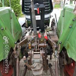 Fendt Farmer 2 S Turbomatik Allrad photo 9