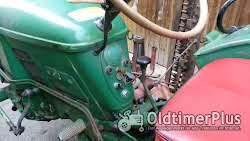Deutz Deutz D 15 Schlepper/Oldtimer; Bj 1960; Hydraulik; Mähbalken Foto 3