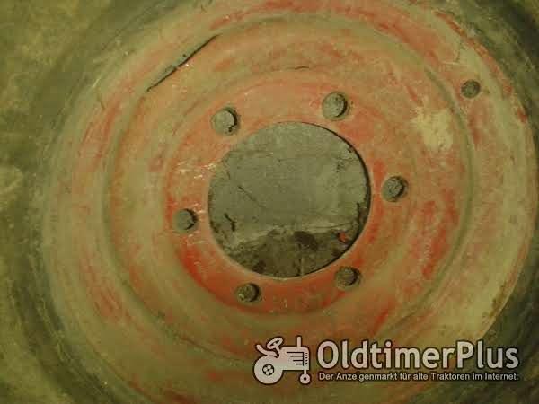 Felge 7:50 x 16  Lochkreis 205 Narbe 160mm Foto 1