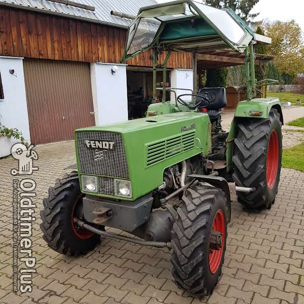 Fendt Farmer 2 S Turbomatik Allrad photo 1