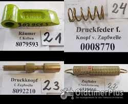 Claas Presse, Hochdruchpresse, Niederdruckpresse, Ersatzteile Foto 5