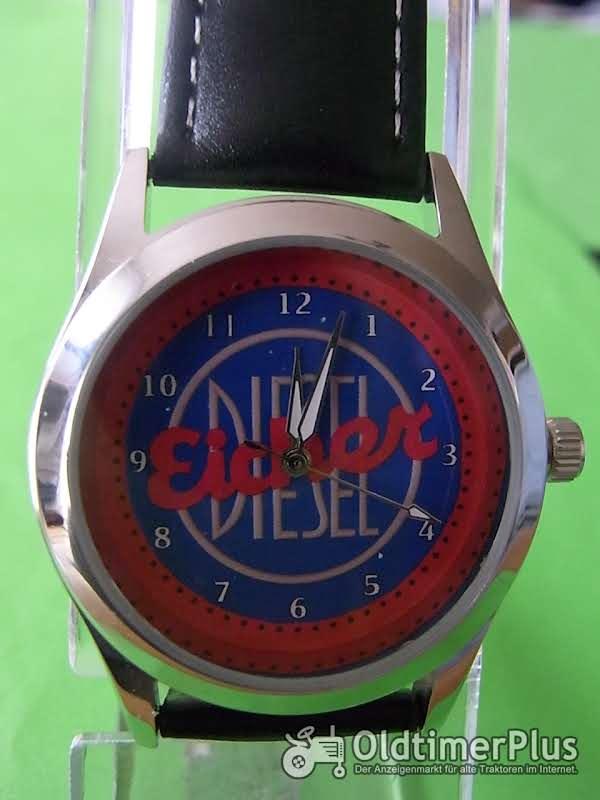 Eicher Zeichen Armbanduhr Foto 1