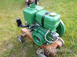 Motorenwerk Cunewalde 1H65 Stationärmotor Wasserverdampfer Foto 2