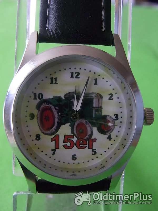 Deutz 15er Armbanduhr Foto 1