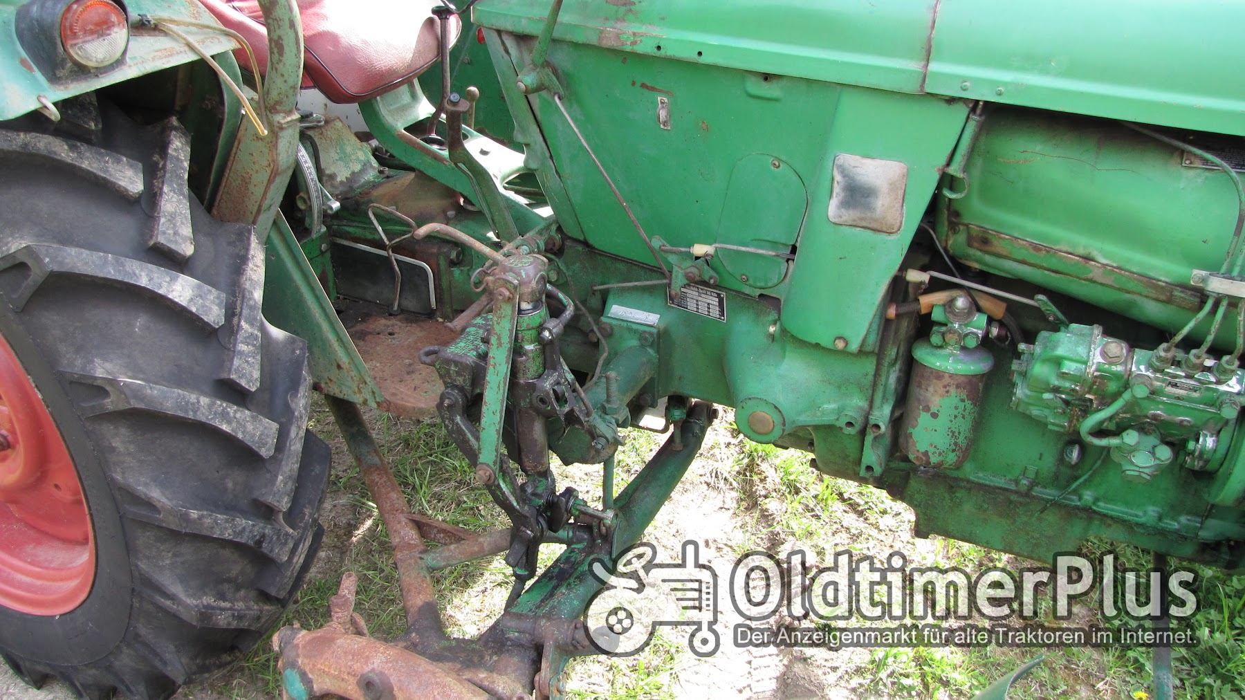 Deutz D40.2 Dreizylinder photo 7