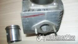ILO  L66 Kolben und Zylinder neu Foto 5