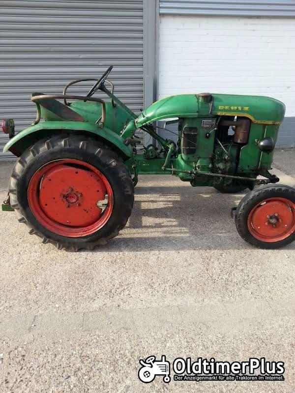 Deutz F1L612 Traktor Foto 1