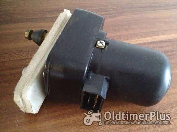 Deutz Wischermotor für Deutz Traktoren Foto 1