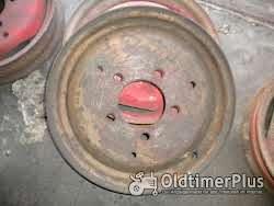 1 Vorderradfelgen 3,50-16 mit 5-Loch Foto 3
