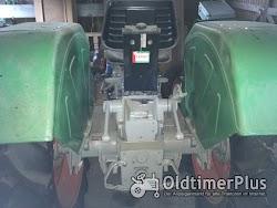 Deutz D4006 mit Frontladerhydraulik Foto 3