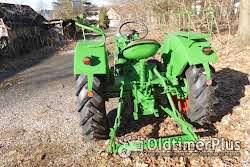 Deutz Traktor F2L 612/6 Foto 3