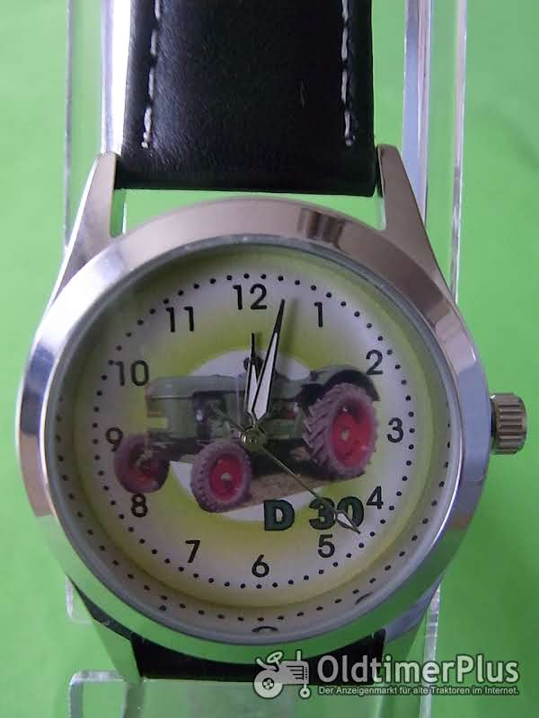 Deutz D 30 Armbanduhr Foto 1