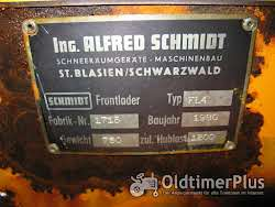 Unimog 406 Unimog Frontlader Foto 2