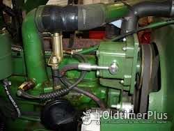 AHS Hydro Vollhydraulische Hydrostatlenkung John Deere 20 Serie Foto 4