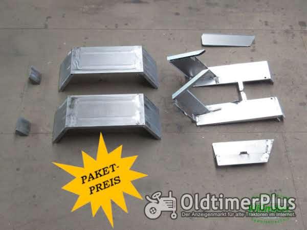 MB Trac 700 800 900 1000 1100 Kotflügelsatz  2-stufig 300 mm Foto 1