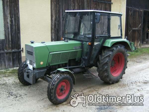 Fendt Farmer 3 S Foto 1