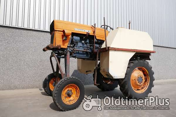 Fiat Universal 640 High Clearance Tractor (copy Fiat tractor) foto 1