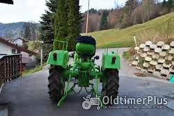 Güldner Traktor, restauriert foto 2