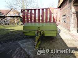 Claas Anhänger 2,7 t Foto 2