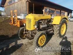 Steyr Ochsner TK54 Steyr 185a