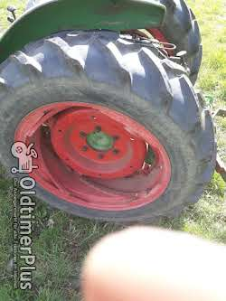 Deutz d3005 smalspoor Foto 4
