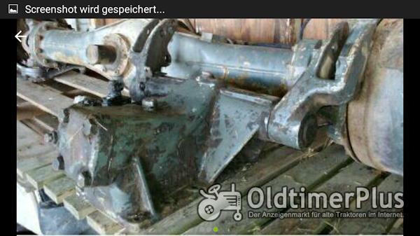 Steyr 8140,8150 Hydraulikblock Steyr Foto 1