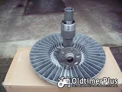 Fendt Favorit 512 - 515c, lsa Turbokupplung, Hohlwelle, Kupplungswelle, Kupplungsflansch,  Foto 6