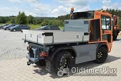 Mercedes Hansa APZ 1003L wie Multicar, Lof Zulassung, 60 km/h, Tausch gegen Unimog mgl. Foto 10