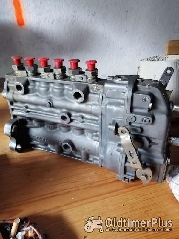 Bosch 6 zylinder Reihen Einspritzpumpe Foto 1