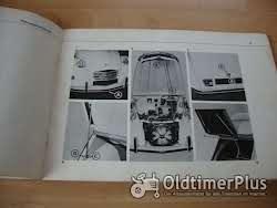 orig. Betriebsanleitung Citroen 2CV4 / 2CV6 1972 Foto 2